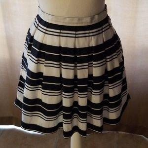 """Pleated """"tennis style"""" Mini skirt"""